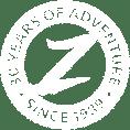 Zoar Outdoor 30 Year logo
