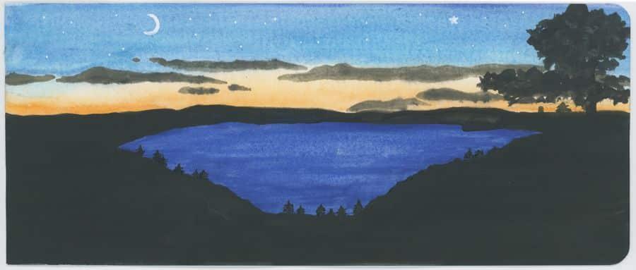 VT Landscape, Meghan Ecclesine
