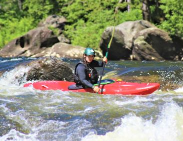 Paddlesports Instruction at Zoar Outdoor